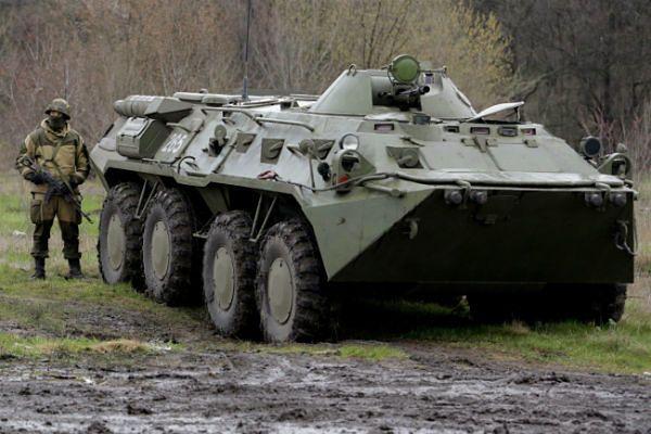 """""""Rozpoczyna się akcja antyterrorystyczna z użyciem armii"""". Napięta sytuacja na Ukrainie"""