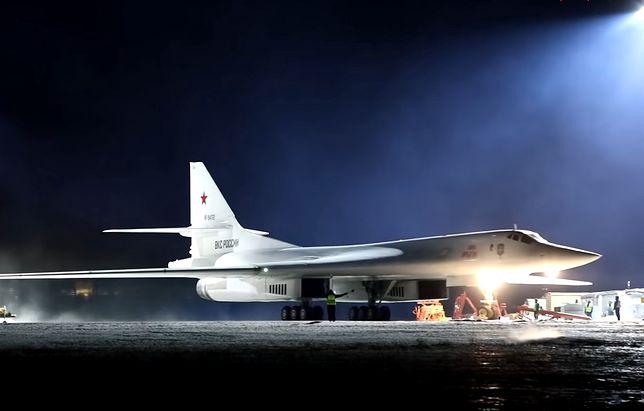 Myśliwce NATO przechwyciły rosyjskie bombowce