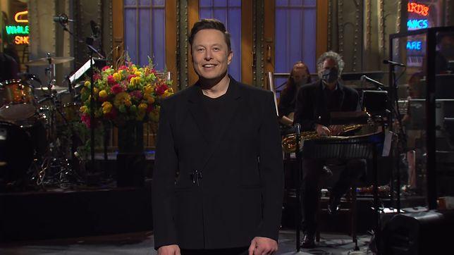 Elon Musk pierwszym gospodarzem Saturday Night Live z Aspergerem