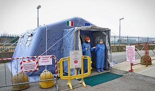Koronawirus we Włoszech. 95-letnia pacjentka zarażona SARS CoV-2 wyzdrowiała
