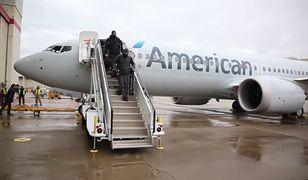 Boeing 737 MAX wraca do latania. Samolot odbył 45-minutowy rejs z pasażerami