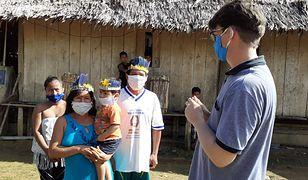 Koronawirus dusi Amazonię. Zielone płuca świata nie mają czym oddychać