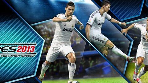 PES 2013 wybiegnie na wirtualne boiska przed konkurencją