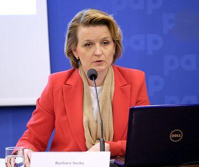 Rząd powołał nowego pełnomocnika ds. polityki demograficznej. Według źródeł WP, będzie to Barbara Socha.
