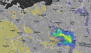 Pogoda. Najtrudniejsze warunki czekają na kierowców w centralnej i wschodniej części Polski