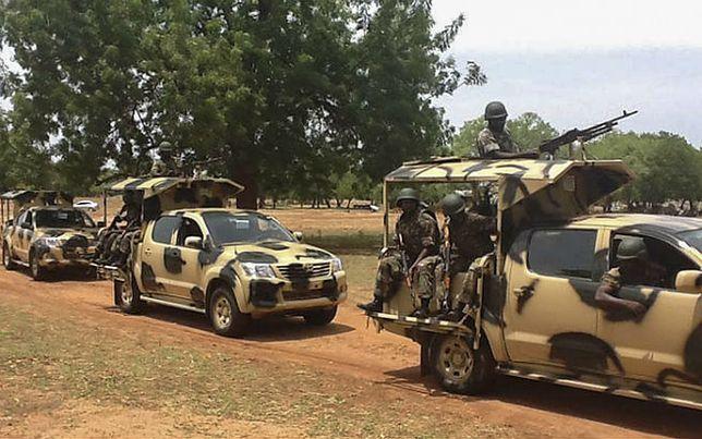 Dramat w Nigerii. Porwali 185 osób - kobiety i dzieci