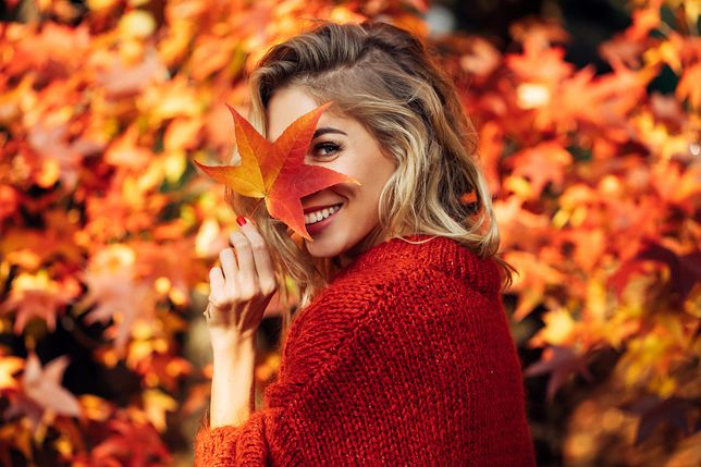 Sweter to jesienią podstawowy element garderoby