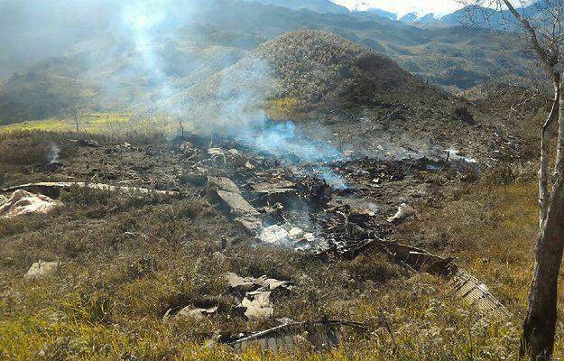 Indonezja: katastrofa samolotu transportowego, 13 osób nie żyje