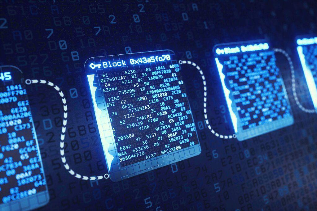 Jak działa technologia blockchain krok po kroku
