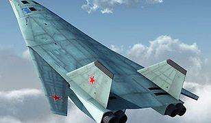 Superbombowiec PAK DA - duma Rosjan