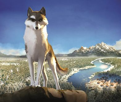 """Ponadczasowa opowieść o wilku, który spotkał człowieka. """"Biały Kieł"""" już na DVD"""