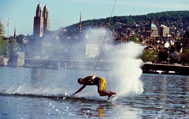 Zurych - wymarzone miasto dla aktywnych