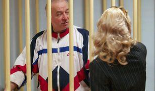 Skripal podczas procesu w Moskwie w 2006 r.