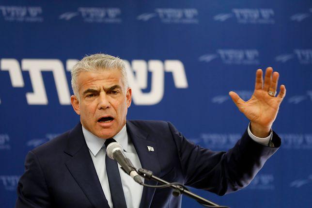 Politolodzy krytykują wypowiedzi byłego ministra finansów Jaira Lapida