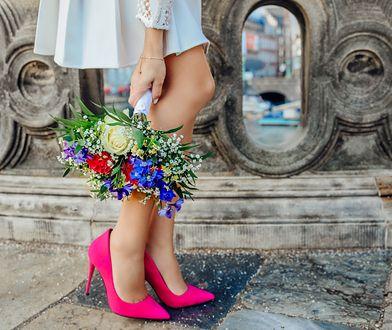 Elegancki, matowy zamsz. Kolorowe inspiracje na wiosnę