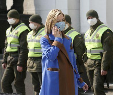 Rośnie liczba zakażonych na Ukrainie