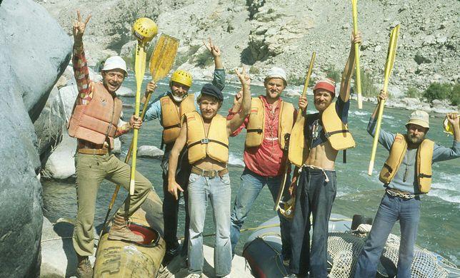 Młodzi Polacy przez dwa lata zorganizowali 23 spływy rzekami obu Ameryk