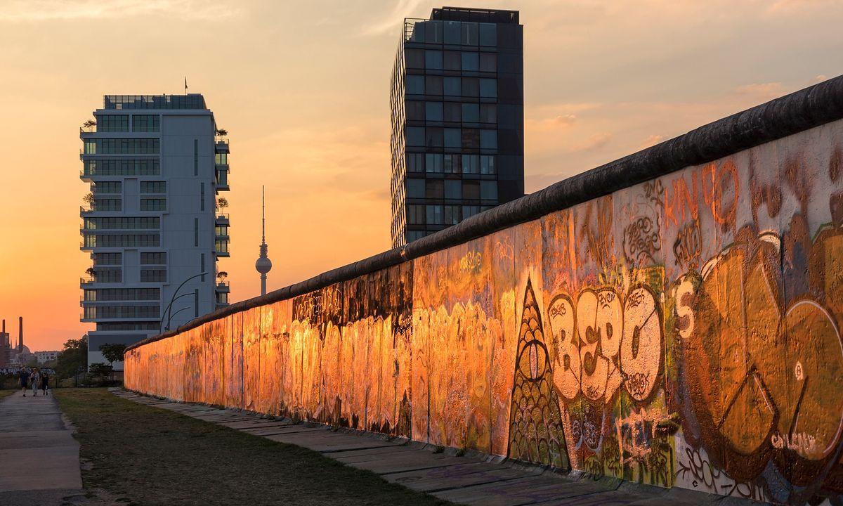 Mur Berliński - tak wygląda obecnie