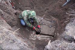 Odkrycie! Podziemny tunel w ogrodach Zamku Królewskiego w Warszawie