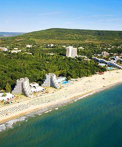 Albena - najmłodszy kurort Bułgarii