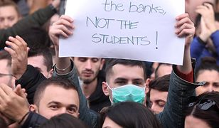 Masowe protesty w Albanii. Do studentów dołączają gimnazjaliści