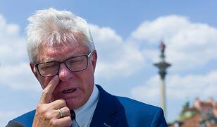 Andrzeja Celińskiego ma zastąpić Andrzej Rozenek