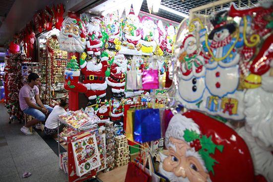 Boże Narodzenie we wrześniu? - zobacz zdjęcia