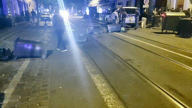 Niemcy. Zamieszki w Lipsku podczas demonstracji przeciw deportacji Syryjczyka