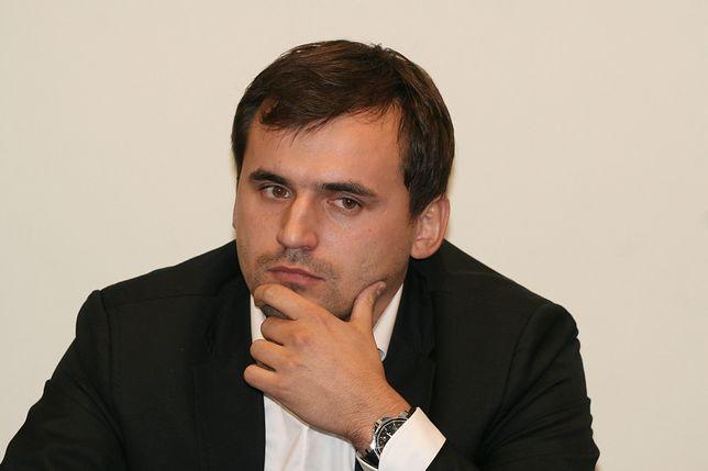 Marcin Dubieniecki nagrał prokuratora prowadzącego jego sprawę