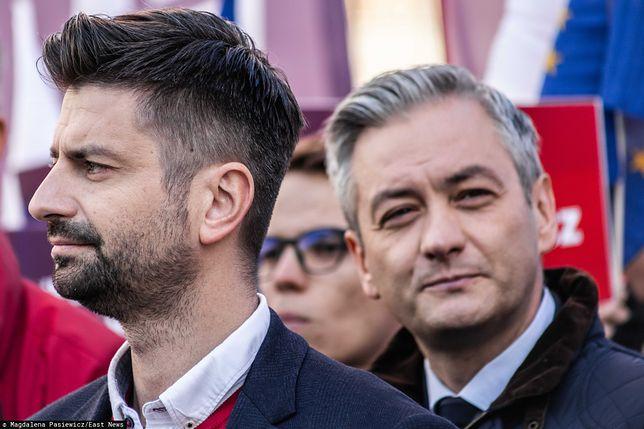 Krzysztof Śmiszek zdradził kulisy mieszkania z Robertem Biedroniem