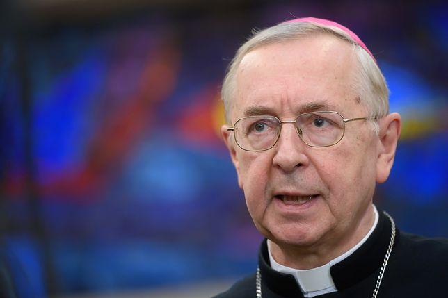 Abp Stanisław Gądecki zabrał głos ws. aborcji
