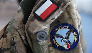 Jacek Lipski, wiceszef Biura Ochrony Rządu, podał się do dymisji