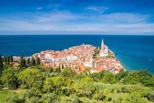 Atrakcje Słowenii - Piran