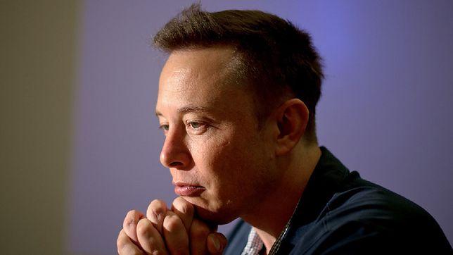 Elon Musk, szef SpaceX