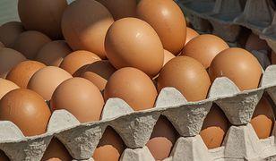 Jesienią zdrożeją jajka.