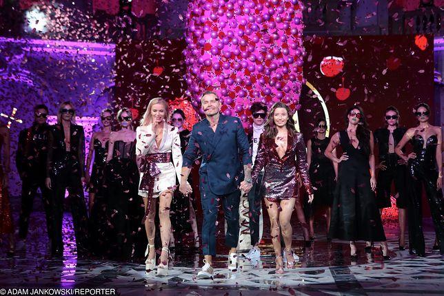 Na wydarzeniu Magnum Fashion Show pojawiły się gwiazdy