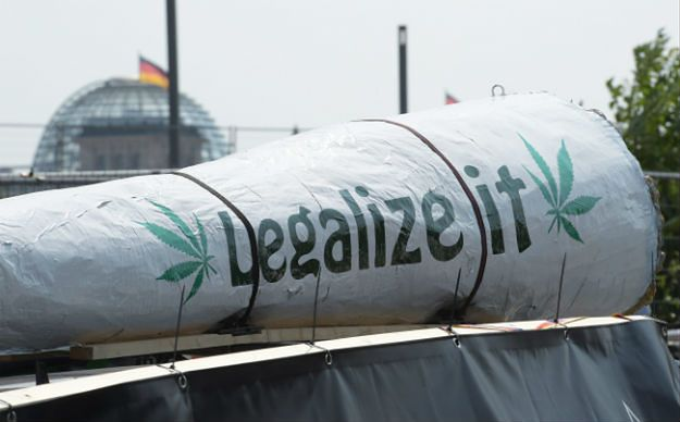 Manifestacja na rzecz legalizacji konopi przeszła ulicami Berlina