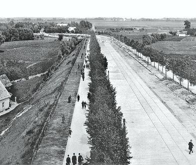 Saska Kępa - jej dzieje i mieszkańcy (SPACER)