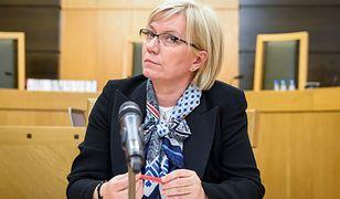 Julia Przyłębska nie będzie dostawać 18 tys. zł sędziowskiej emerytury - zapewnia Trybunał Konstytucyjny. Ile dostanie? Tego nie wie nikt.