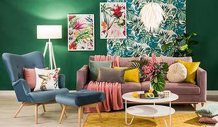 Aranżacja salonu. 3 różne pomysły na wnętrze