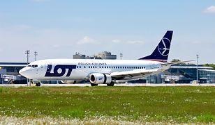 PLL LOT anulował klientowi bilet. Pasażer po latach wygrał w sądzie