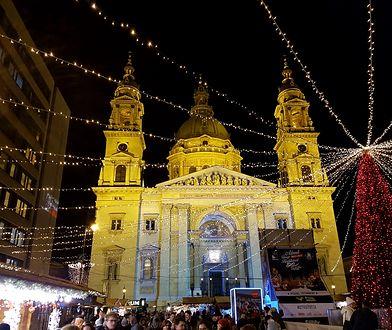 Budapesztański Jarmark Bożonarodzeniowy