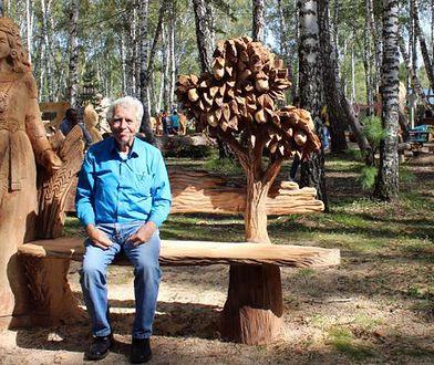 O podróży na Syberię Gene Green marzył od wielu lat