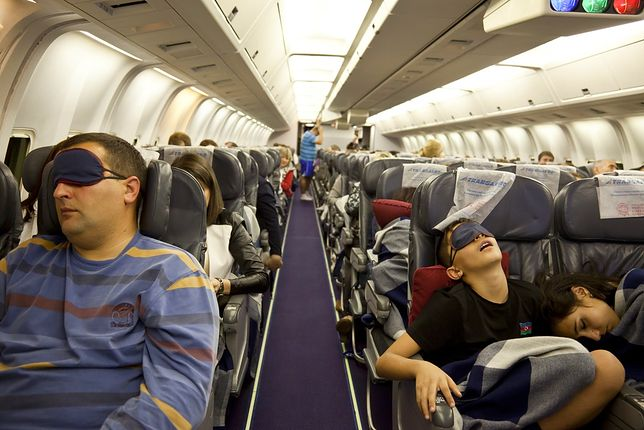 Więcej turbulencji w samolotach