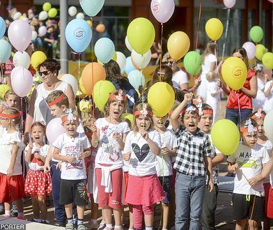 Dzień Dziecka obchodzimy w Polsce 1 czerwca