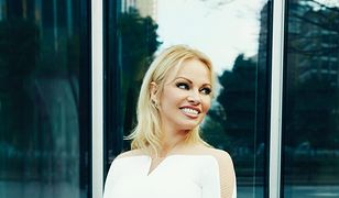 """Seksowna Pamela Anderson w """"W Magazine"""""""