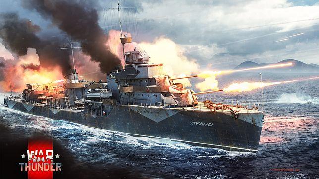 W grze War Thunder pojawiły się nowe okręty