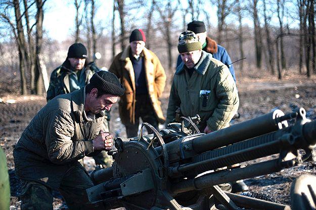 Mimo porozumień z Mińska w Donbasie trwają ciężkie walki