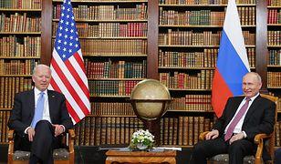 """""""Biden poszedł na rękę Niemcom"""". Prezydent USA rozczytany w dniu szczytu z Putinem"""