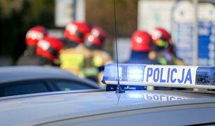 Tragedia w Rudnie. 45-latek zginął na miejscu